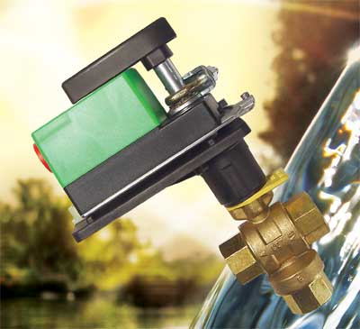 Superior Flow Control with KMC Control Ball Valves
